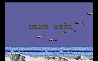 P47 Thunderbolt Atari ST Demo mode