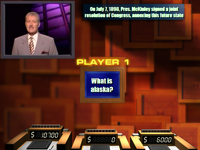 "Jeopardy! Windows Final Jeopardy: ""Oh, sorry, that's incorrect!"""