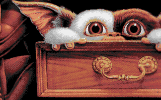Gremlins 2: The New Batch Amiga It's Gizmo