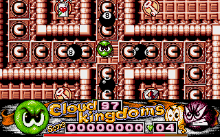 Cloud Kingdoms Amiga Jump fast