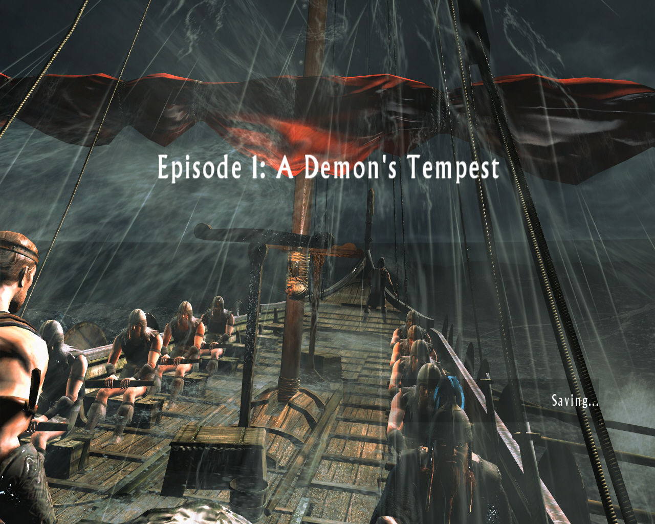 Beowulf: The Game Windows Episode 1: A Demon's Tempest