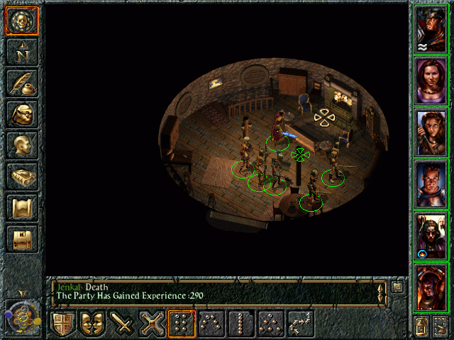 Baldur's Gate Windows Inside a Gullykin home