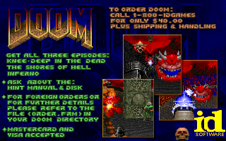DOOM DOS Read This!