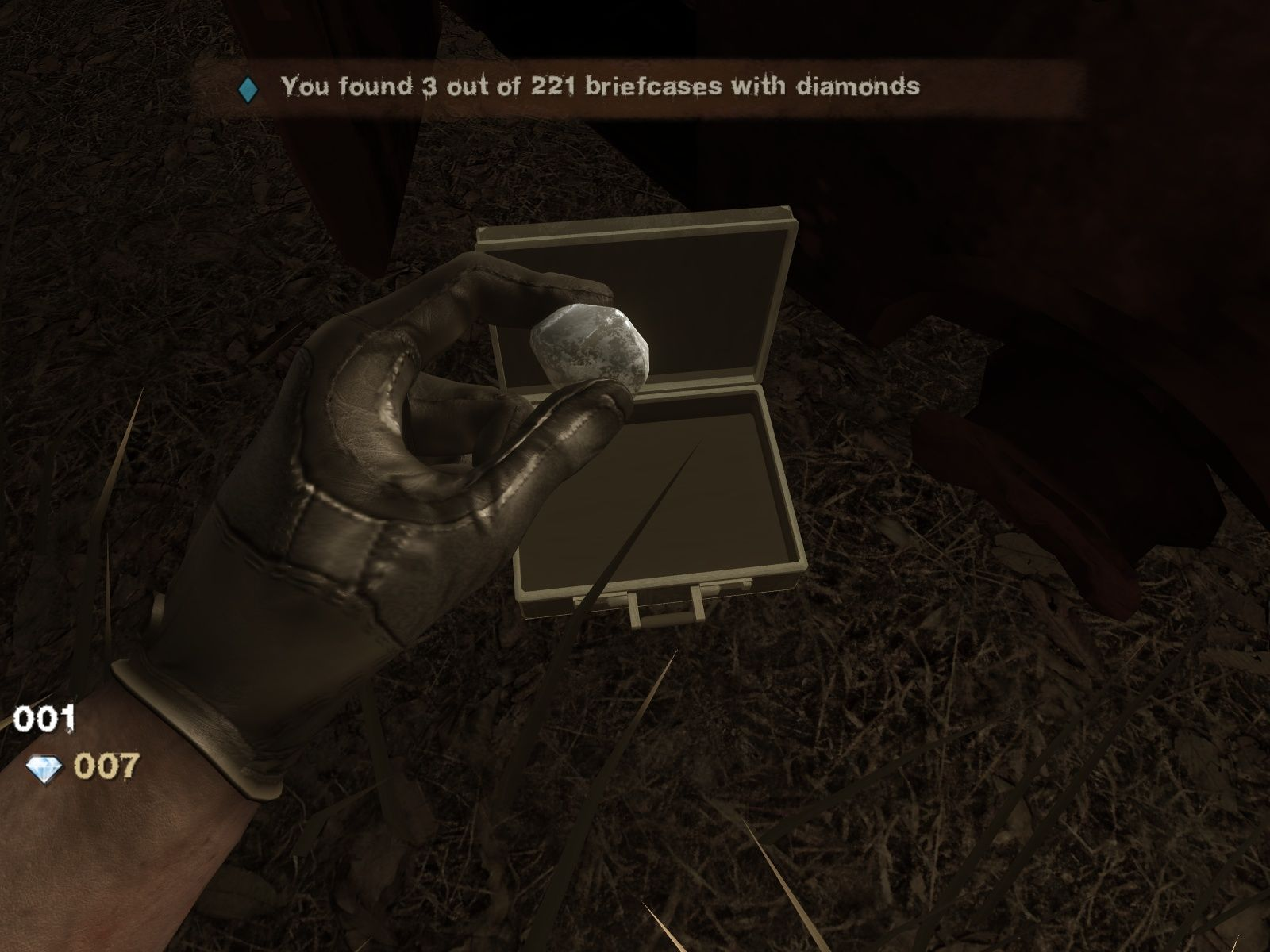 Far Cry 2 Windows Diamonds - the only currency worth a damn.