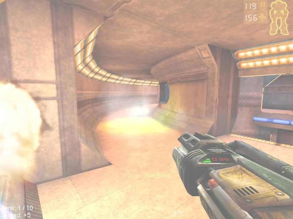 Unreal Tournament Windows BOOM!!