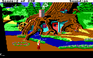 King's Quest IV: The Perils of Rosella Screenshots for DOS ...  Rosella Kings Quest