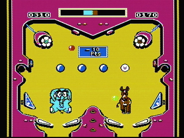 Rollerball NES Match play