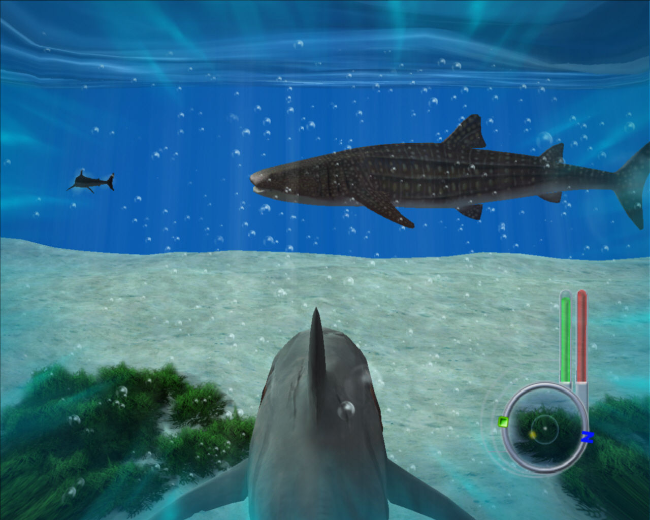 jaws unleashed screenshots for windows mobygames
