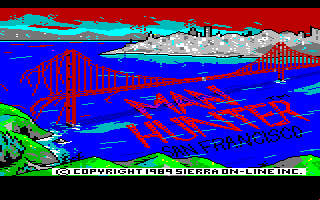 Manhunter 2: San Francisco Amiga Manhunter: San Francisco.