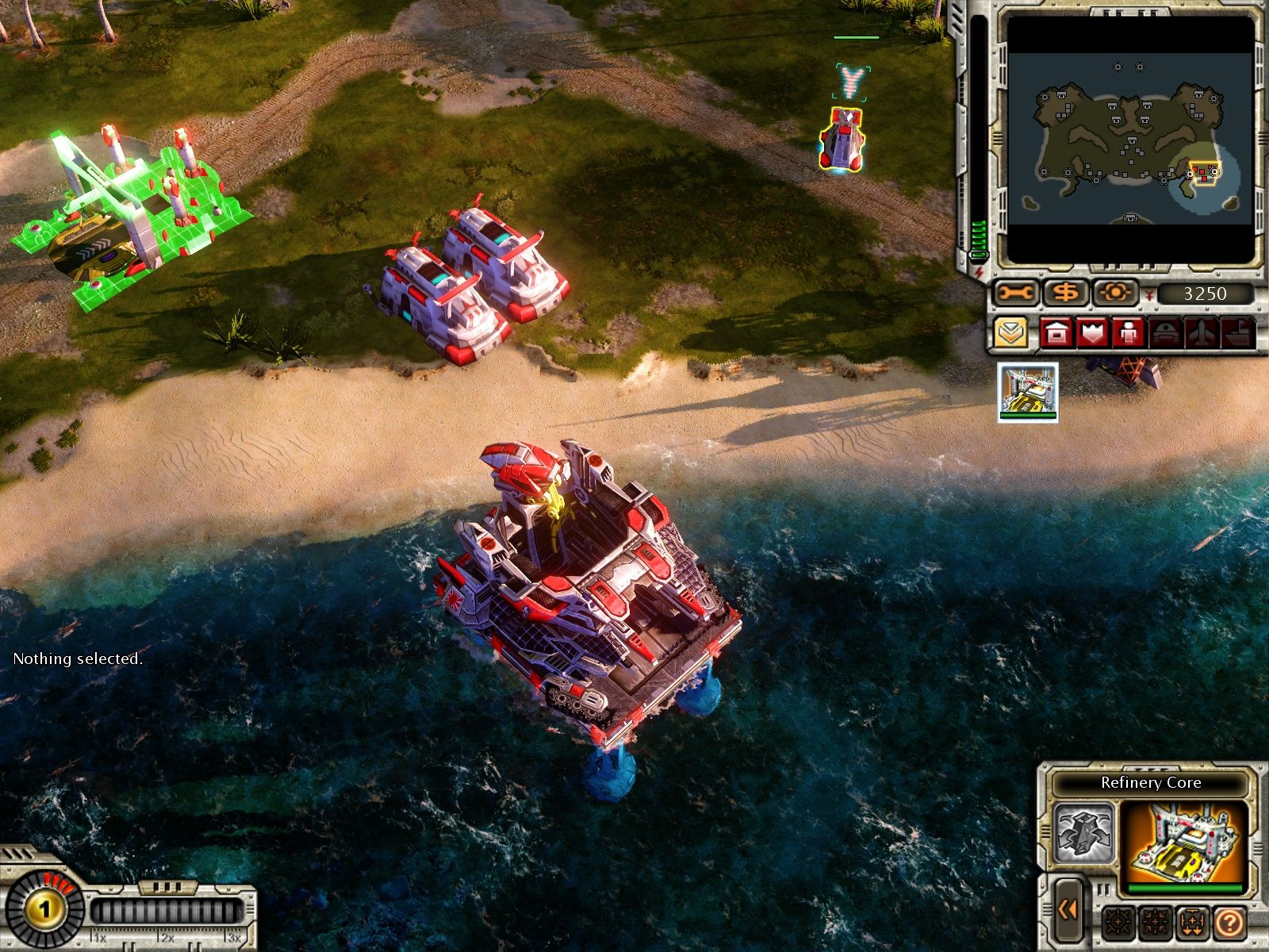 Command & Conquer: Red Alert 3 Windows Meet the Empire of the Rising Sun.