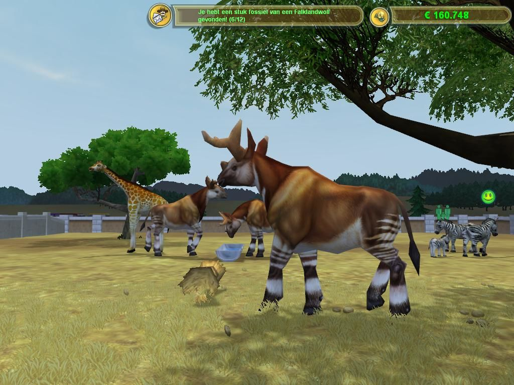 - Zoo Tycoon 2 Extinct...