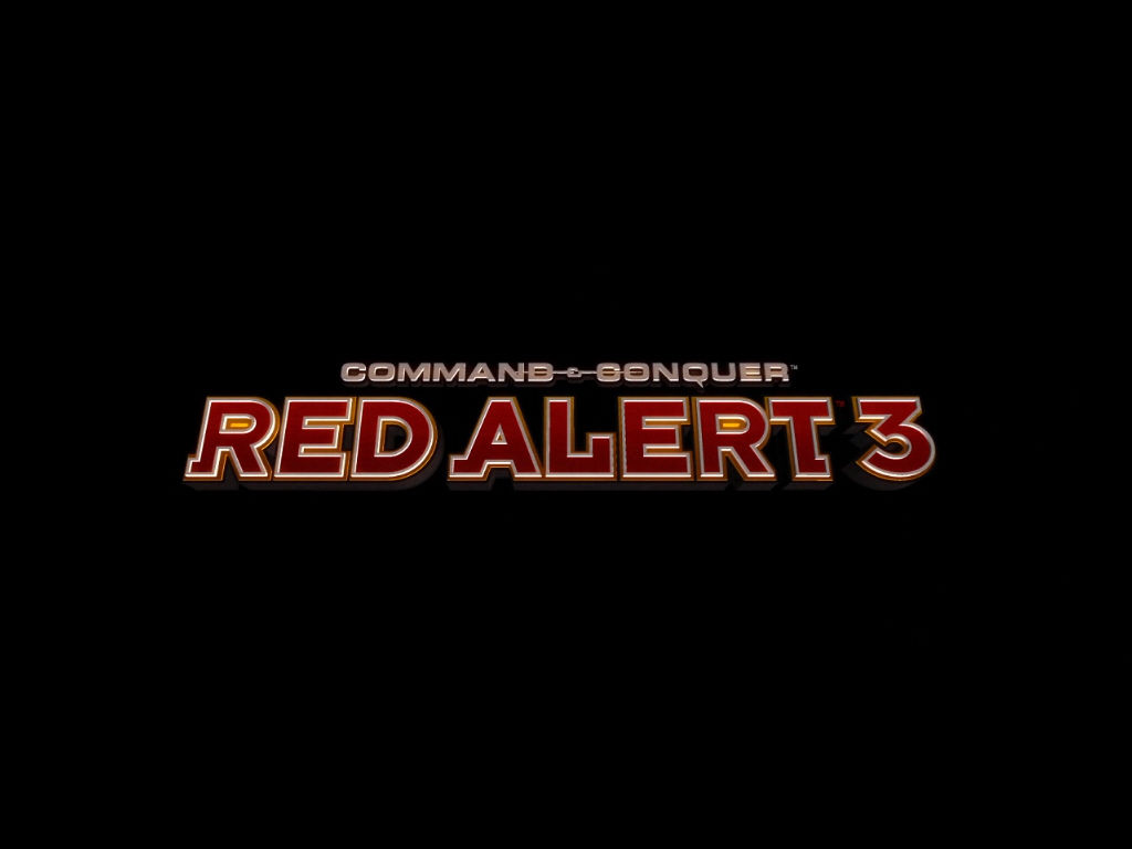 Command & Conquer: Red Alert 3 Windows Red Alert 3 title (from intro).