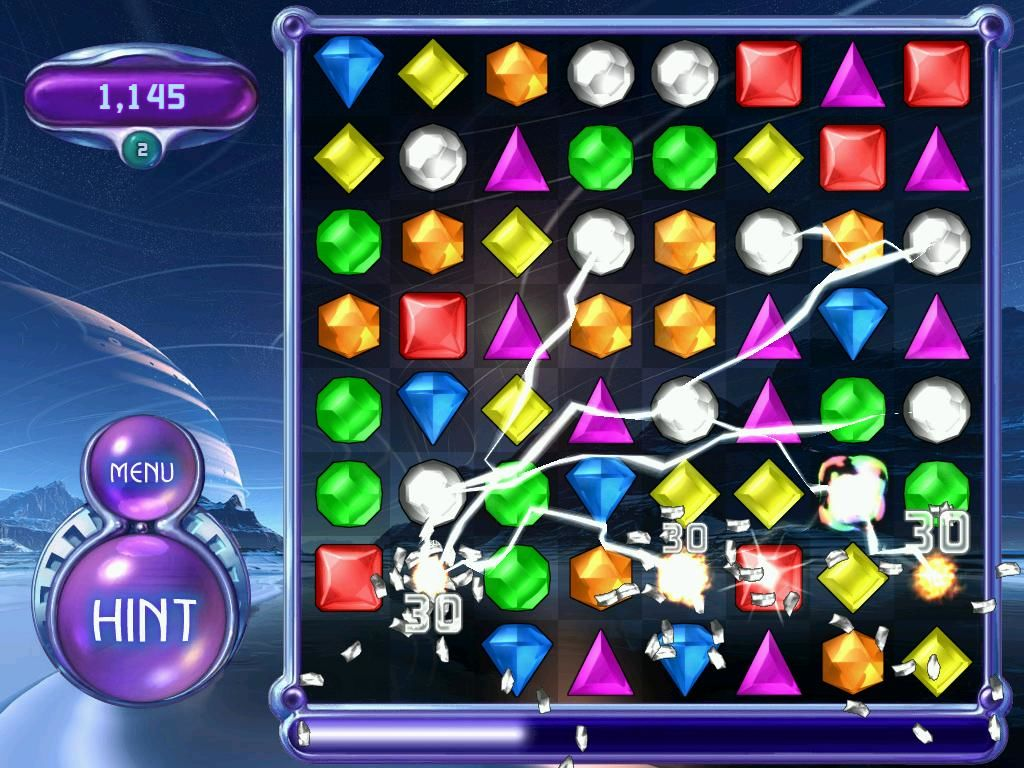 Bejeweled 2: Deluxe Windows Great match!