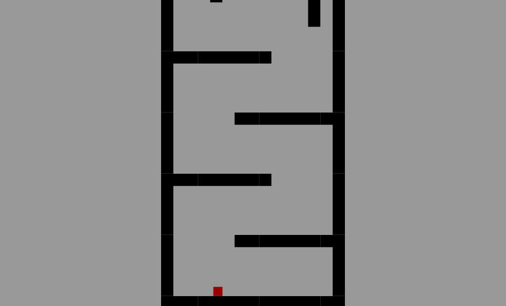 This is a Cry for Help Windows Vertigo (Meat Boy prototype)