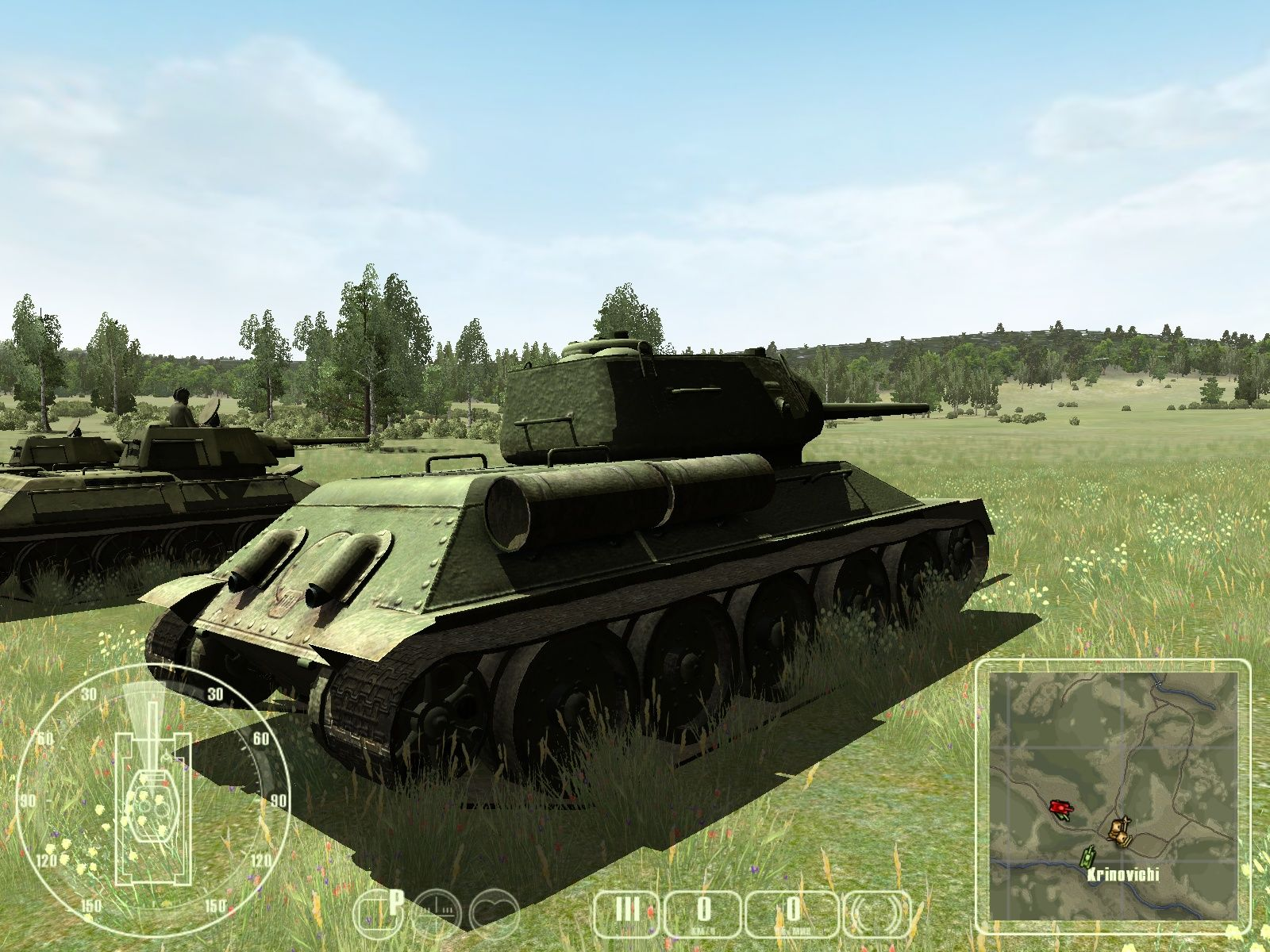 WWII Battle Tanks: T-34 vs. Tiger Windows Meet the Russian T-34