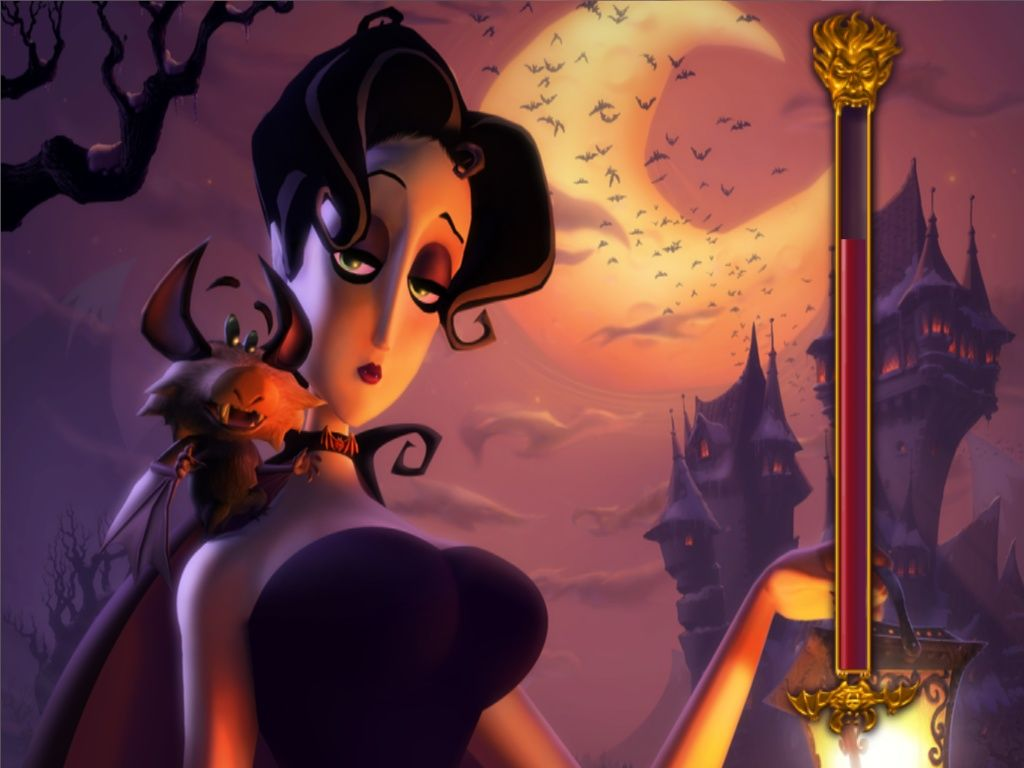 A Vampyre Story Windows Loading Screen