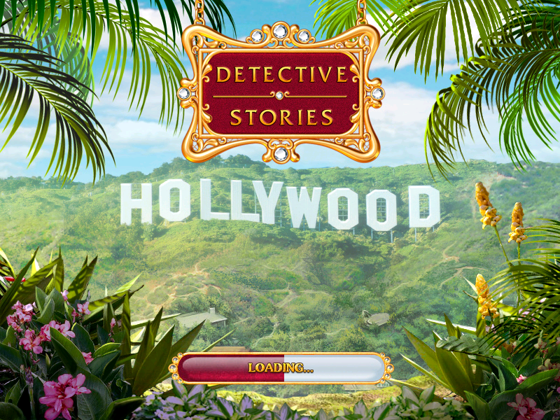Detective Stories: Hollywood Windows Loading screen