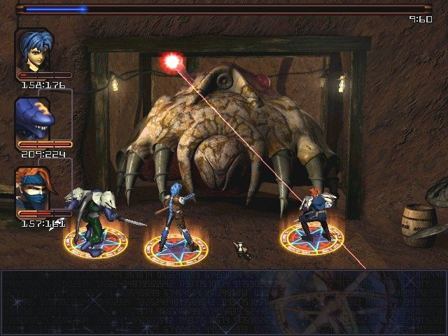 Septerra Core: Legacy of the Creator Windows If the Mining Helgak boss isn't a homage to Chrono Trigger's Lavos, I don't know what is