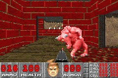 DOOM Game Boy Advance Doom is known well for it' odd monsters