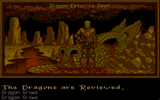 Dragon Lord Atari ST Estor is no more