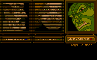 Dragon Lord Atari ST Ametrin is out of the game