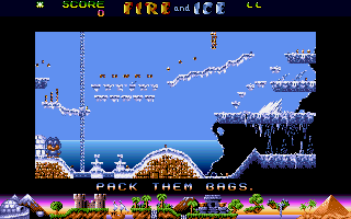 Fire & Ice Screenshots for Atari ST - MobyGames