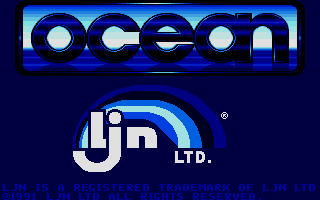 Terminator 2: Judgment Day Atari ST Logos.