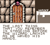 Shadowgate Classic Game Boy Color Last you remember, the wizard was waiving his hands.