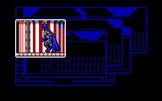 Batman: The Caped Crusader DOS Is this the way to a batcircus? (EGA)
