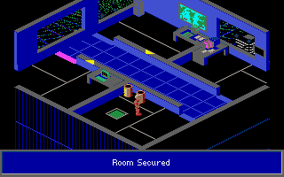 D/Generation Atari ST Room secured