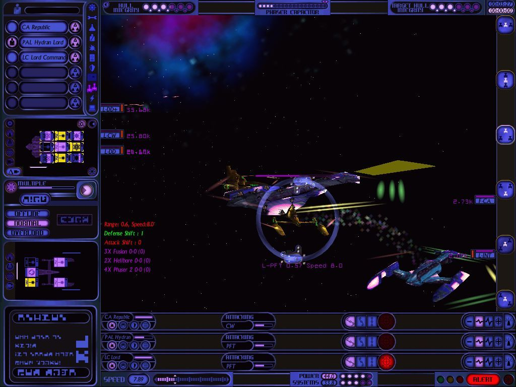 Star Trek: Starfleet Command 3 No-CD - GameBurnWorld