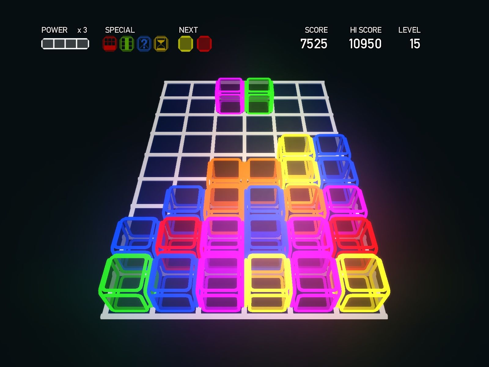 Grand Theft Auto IV Windows QUEB3D - a tetris variant.