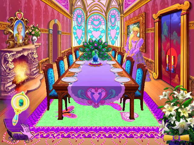 Barbie as rapunzel game download