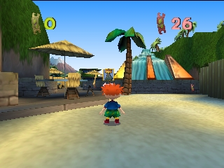 Rugrats In Paris The Movie Screenshots For Nintendo 64 Mobygames