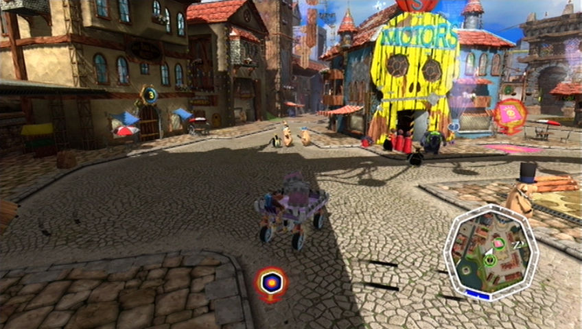 Banjo-Kazooie: Nuts & Bolts Screenshots for Xbox 360 - MobyGames
