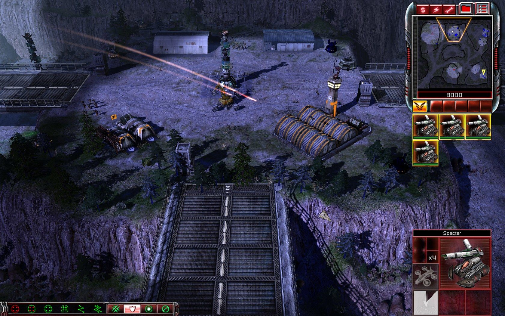 Command & Conquer 3: Kane's Wrath Windows Latest Nod artillery can fire from quite a distance.