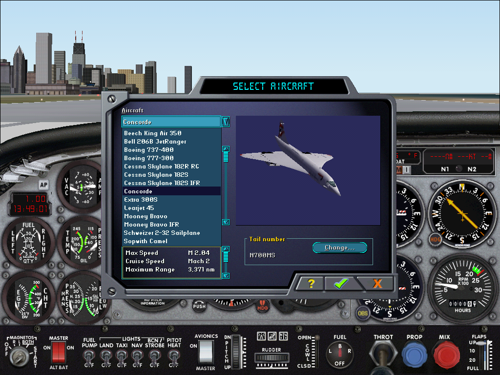 Windows rg edition - Aircraft Selection In Professional Edition