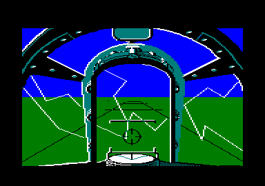 Spitfire '40 Amstrad CPC Oops.