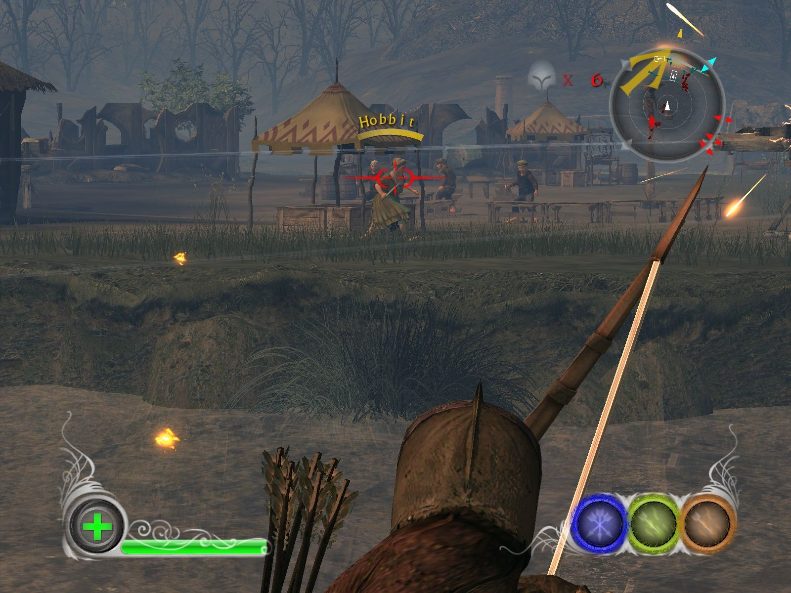 The Lord of the Rings: Conquest Windows Like hunting fish in a barrel - just way more fun.