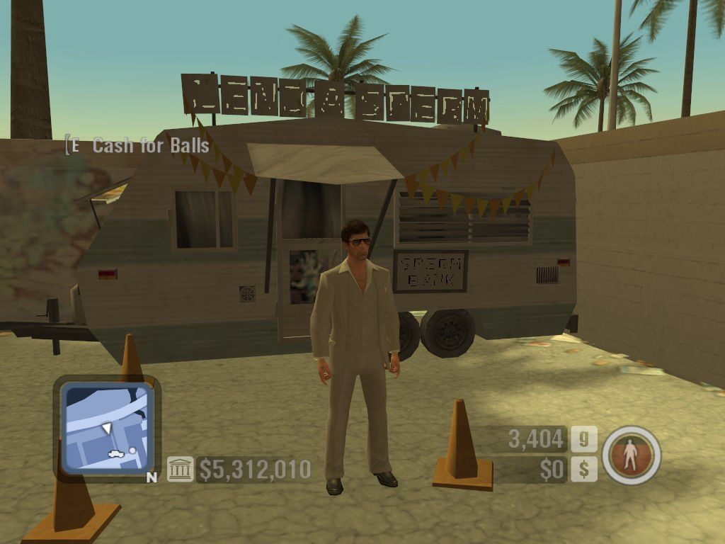 Scarface: The World Is Yours Screenshots for Windows - MobyGames