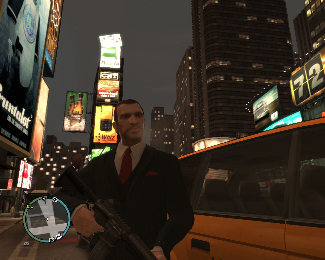 Grand Theft Auto IV Windows Going out can be fun in GTA4