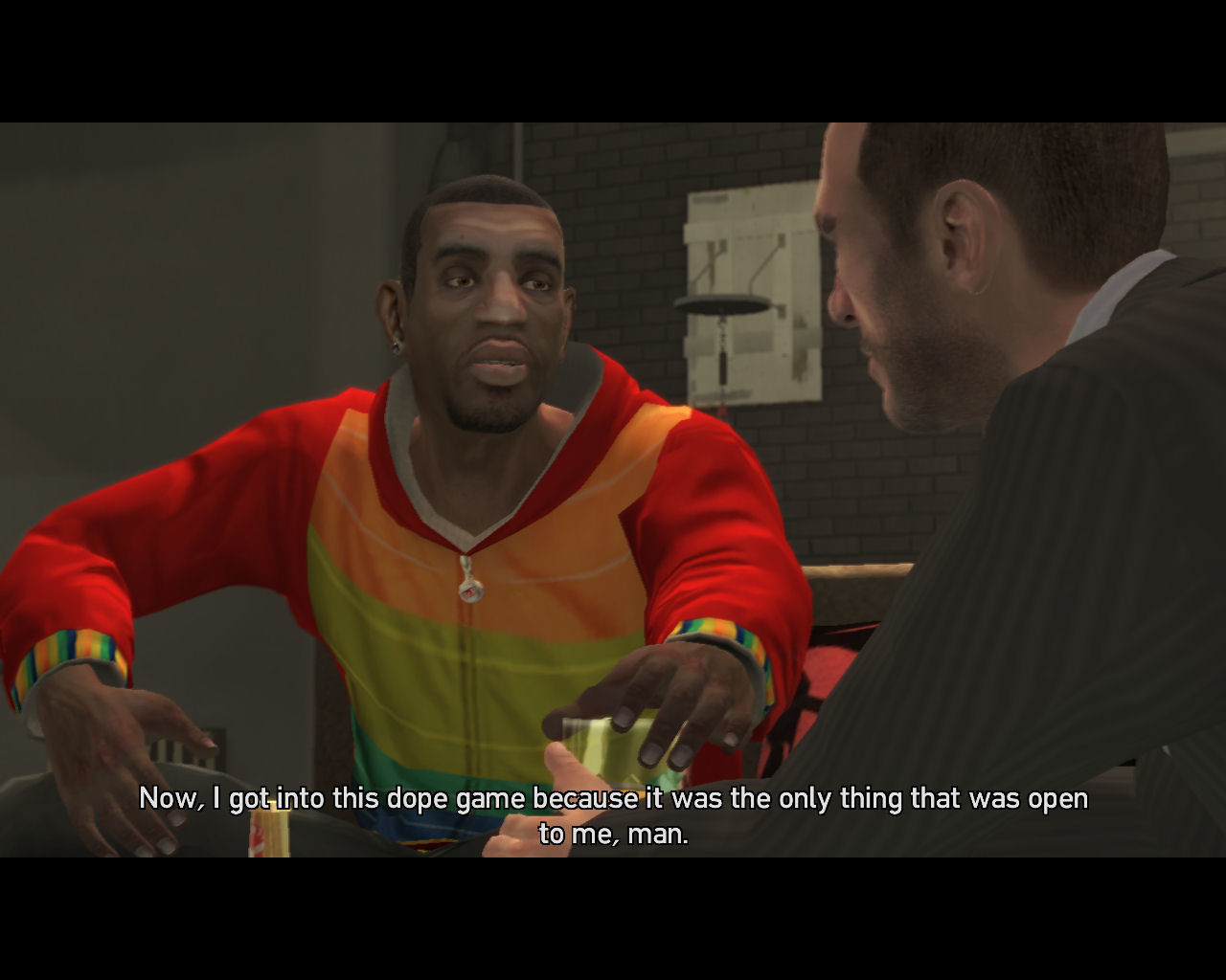 Grand Theft Auto IV Windows This is Playboy, a man of vision