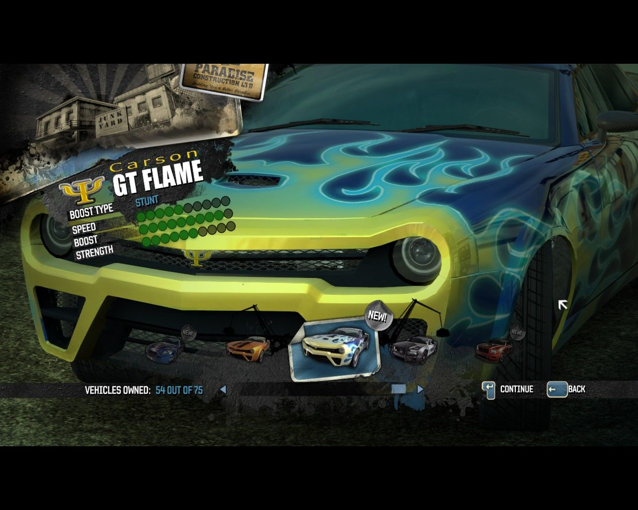 burnout paradise the ultimate box screenshots for windows mobygames. Black Bedroom Furniture Sets. Home Design Ideas