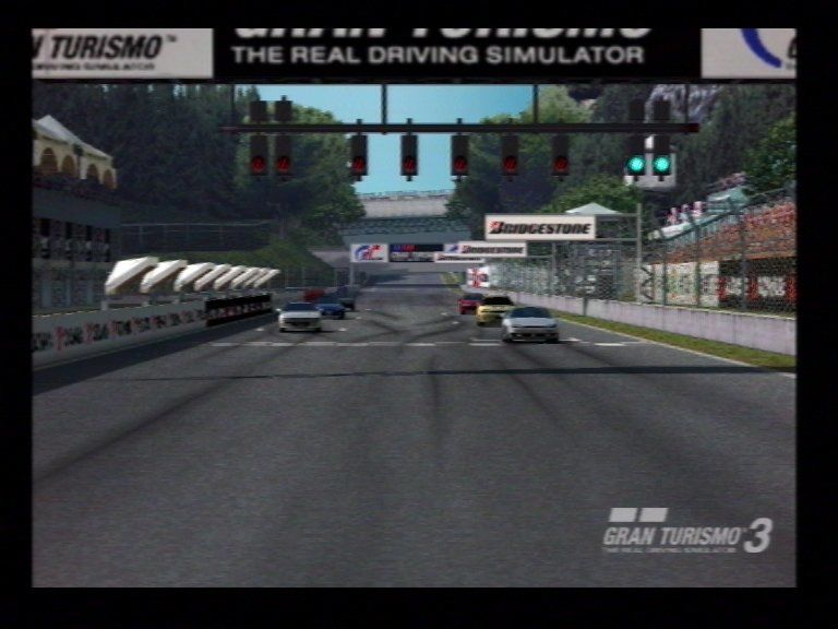 Gran Turismo 3: A-spec PlayStation 2 Midfield 2