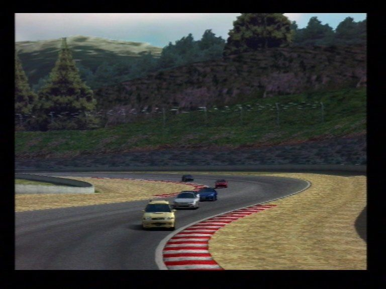 Gran Turismo 3: A-spec PlayStation 2 Midfield 4