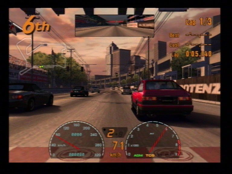 Gran Turismo 3: A-spec PlayStation 2 Seattle 1