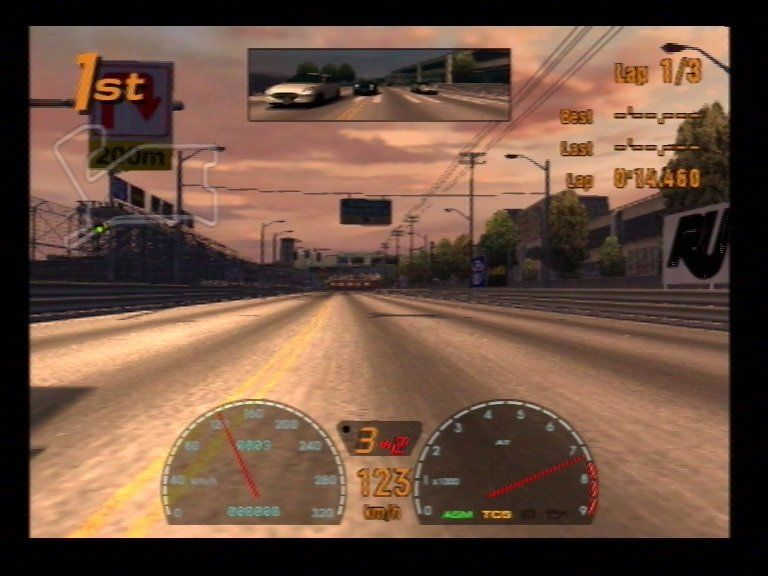 Gran Turismo 3: A-spec PlayStation 2 Seattle 2