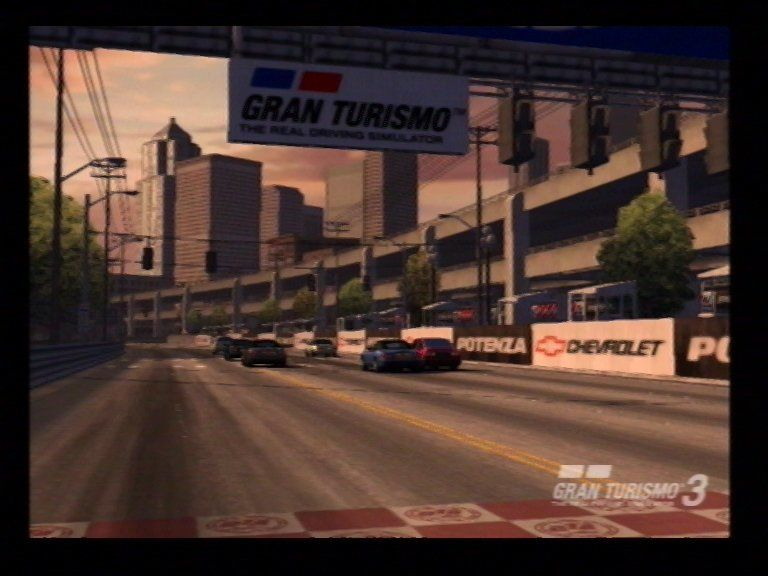 Gran Turismo 3 A-Spec PlayStation 2 Seattle 5