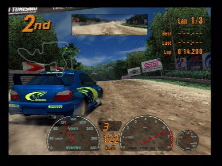 Gran Turismo 3 A-Spec PlayStation 2 Tahiti 2