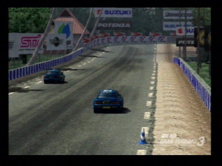 Gran Turismo 3 A-Spec PlayStation 2 Tahiti 3